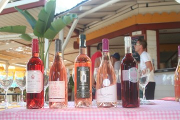 Some of the wines we sold