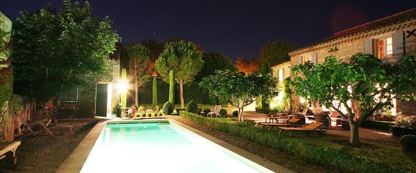 Mas du Paradou available through Only Provence