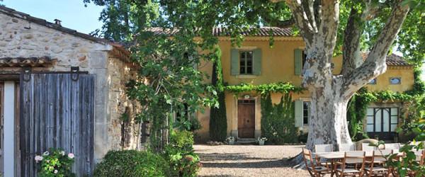 Provence Bonnieux Villa Rental16