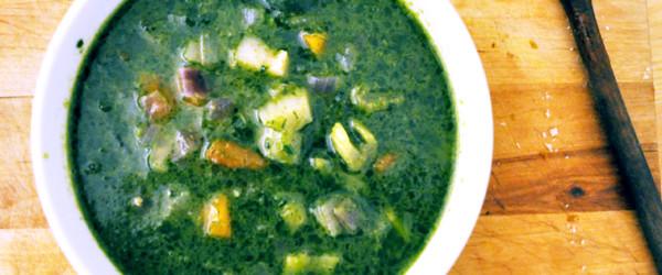 pistou-soup Provence recipes