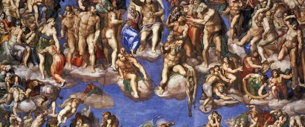 Leonardo, Michael Angelo, Raphael...at Carrieres Lumieres