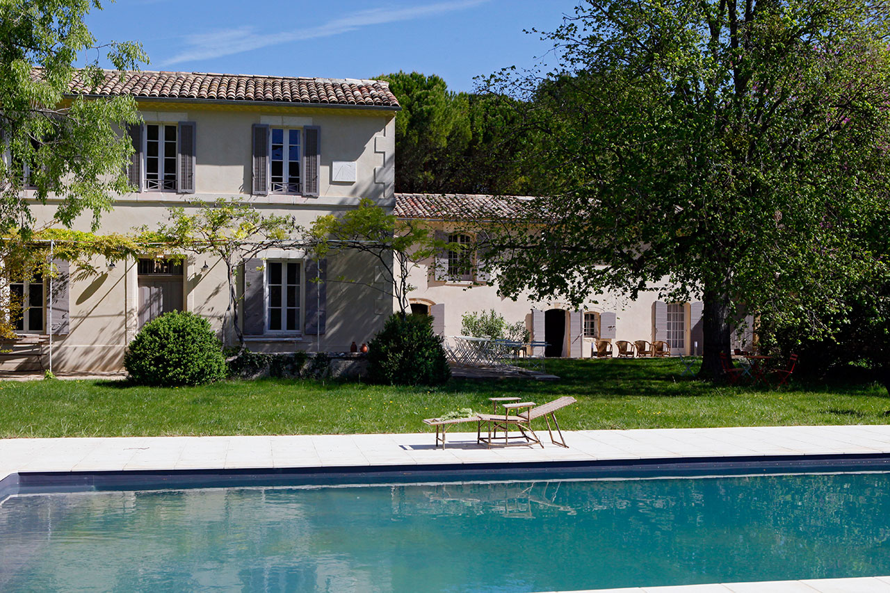 Maison Colongue Lourmarin To Choose Another Provence Boutique Hotel